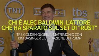 Chi è Alec Baldwin, l'attore che ha sparato sul set di «Rust»