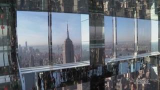 New York, nuovo grattacielo con vista mozzafiato sul Chrysler Building e ponti trasparenti sotto i piedi