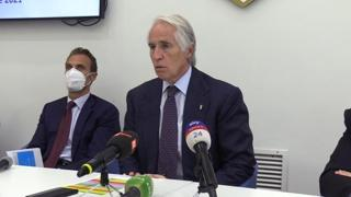 Atletica, Malagò: «Jacobs e Tamberi fuori dai premi Iaaf? Uno schiaffo al buonsenso»
