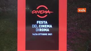 Red carpet alla Festa del Cinema di Roma con Edoardo Leo e Paola Cortellesi