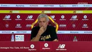 Roma, Mourinho: «Non sono uno st...o, ho grande rispetto per i Friedkin»