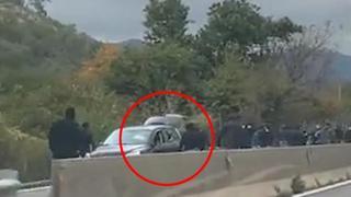 Avellino, ultrà della Paganese armati di mazze aggrediscono automobilisti e bloccano il traffico in autostrada