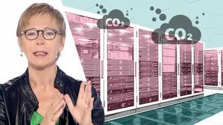 Emissioni di CO2: l'impatto di internet, cloud e streaming sul riscaldamento globale e come ci ingannano i big del web