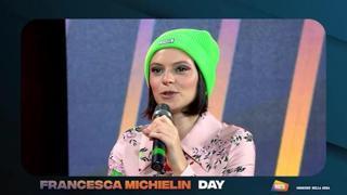 Francesca Michielin: «Mi sto per laureare al Conservatorio»