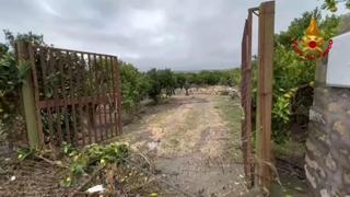 Maltempo in Sicilia, coppia dispersa a Scordia: trovato il corpo del marito