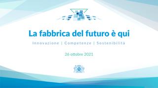 Inaugurazione centro di servizi per l'innovazione e la ricerca di sviluppo di Philip Morris