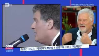 Fabio Frizzi ricorda il fratello Fabrizio in tv