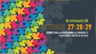 Civil Week. L'evento dedicato alle persone, al senso civico e all'Italia solidale