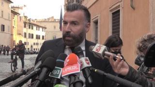 Zan: «Pagina nera per la democrazia del Paese, Italia viva ha flirtato con i sovranisti»