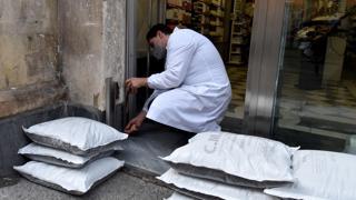 Maltempo a Catania, la città si barrica in attesa dell'arrivo di Medicane