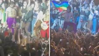 I Maneskin conquistano New York (cantando in italiano): fan in delirio sul palco per il primo live negli Usa