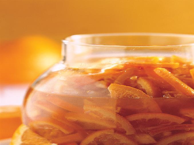 Marmalade di arance amare