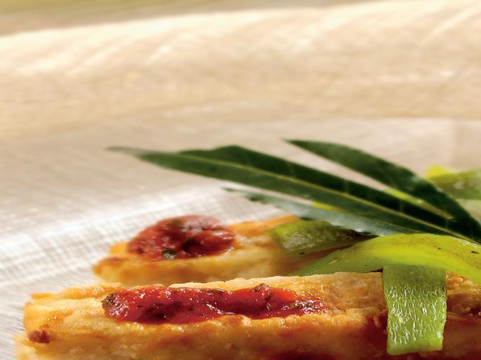 Baccalà al forno con peperoni