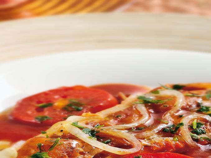Filetti di merluzzo speziati