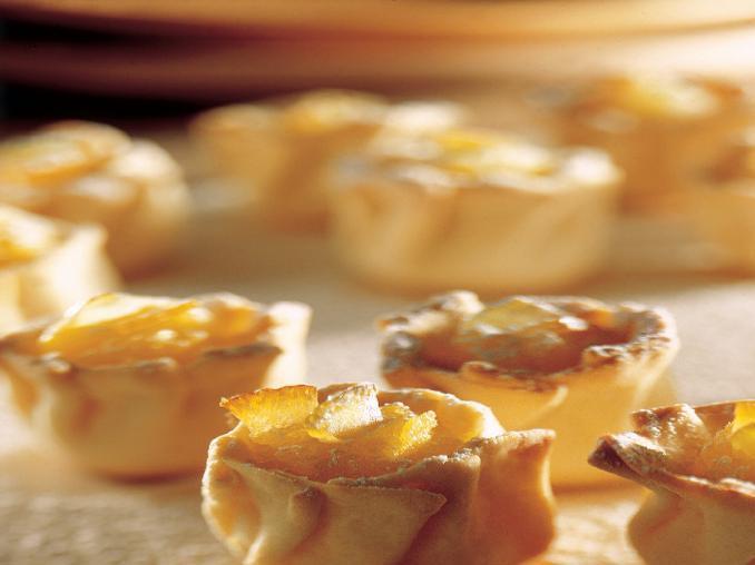 Sacchettini dolci al formaggio