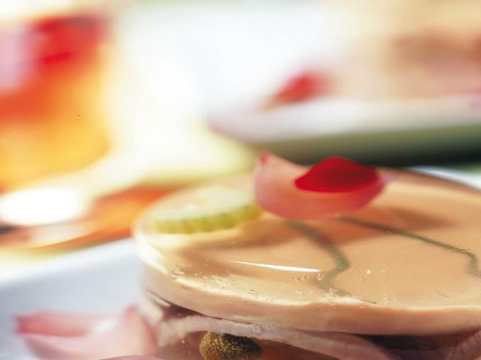 Vitello tonnato in gelatina