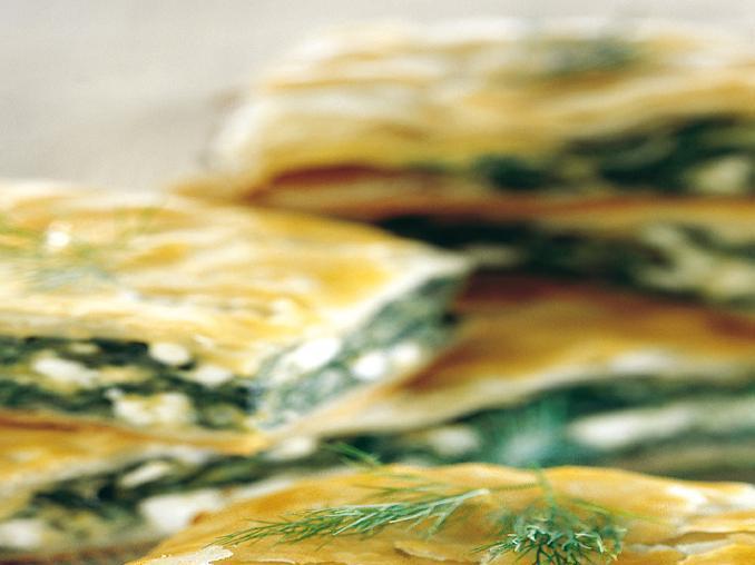 Erbazzone al formaggio