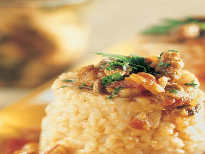 Tortini di riso montanari