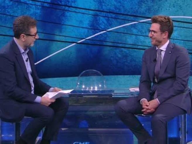 Roma, Scambio di maglie tra Fabio e Federico Fazio - Corriere TV