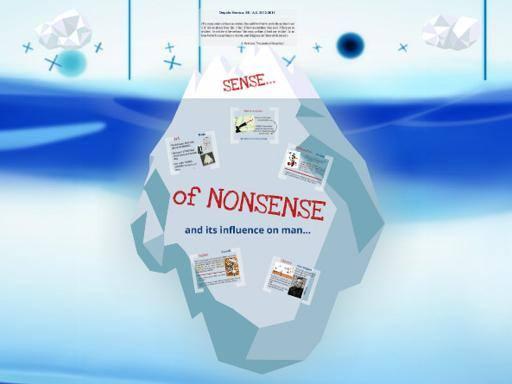 Dal non senso alla teoria del caos sei super tesine da 100 for Scienze della comunicazione esami da sostenere