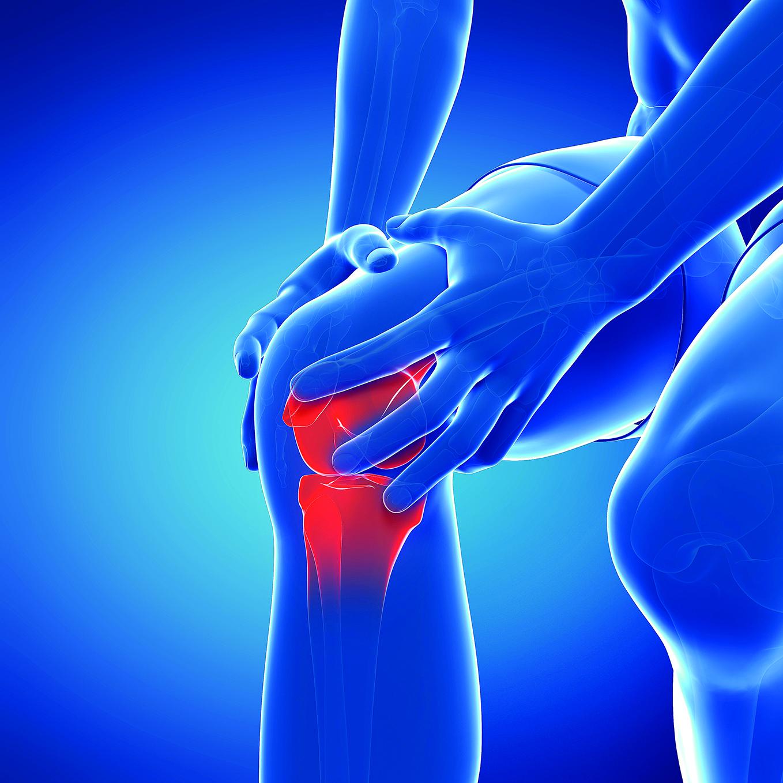 Dolore al ginocchio: le 4 cause più comuni