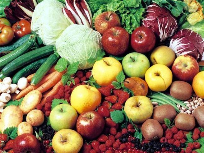 dieta con frutta e nociv