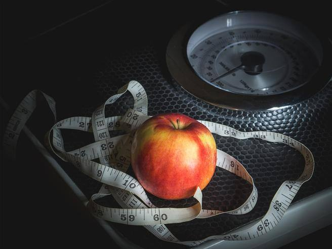 perdere peso senza dieta è normale