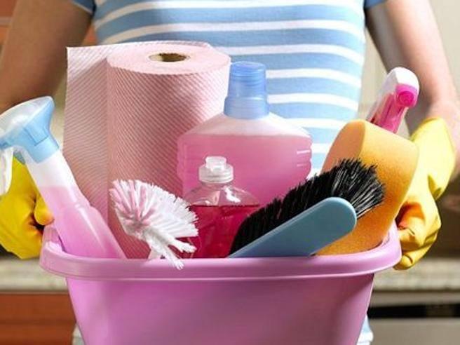 Bastano 10 minuti regole per avere la casa sempre pulita for Casa corriere