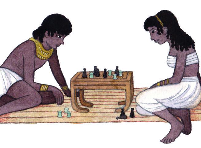 Disegno Di Un Faraone.Grandissimi La Collana In Edicola Con Il Corriere Della Sera