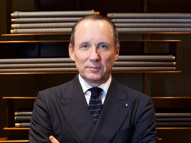 7e861528e15cb Gildo Zegna: Italy is not on sale Actually, we buy the Americans -  Corriere.it