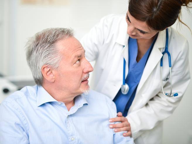inkection del farmaco chemp per il cancro alla prostata