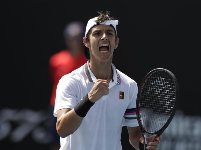 Australian Open junior, l'italiano Lorenzo Musetti va in finale