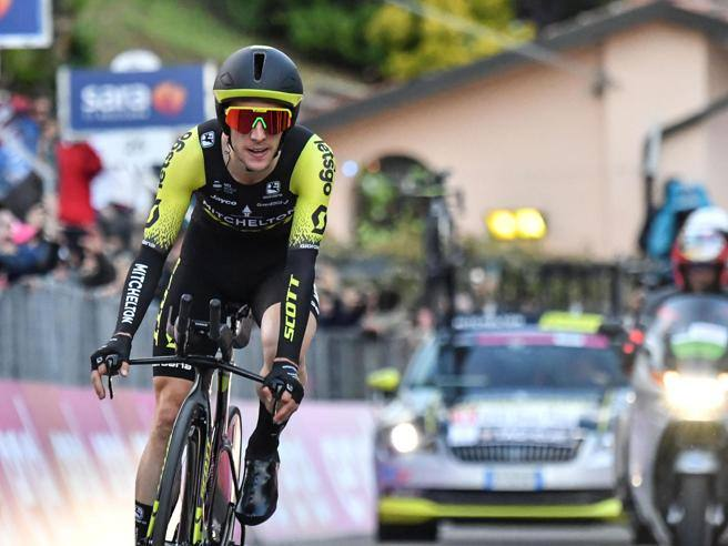 Giro d'Italia, quarta tappa: sulla rampa di Frascati potrebbero spuntare Yates o Roglic