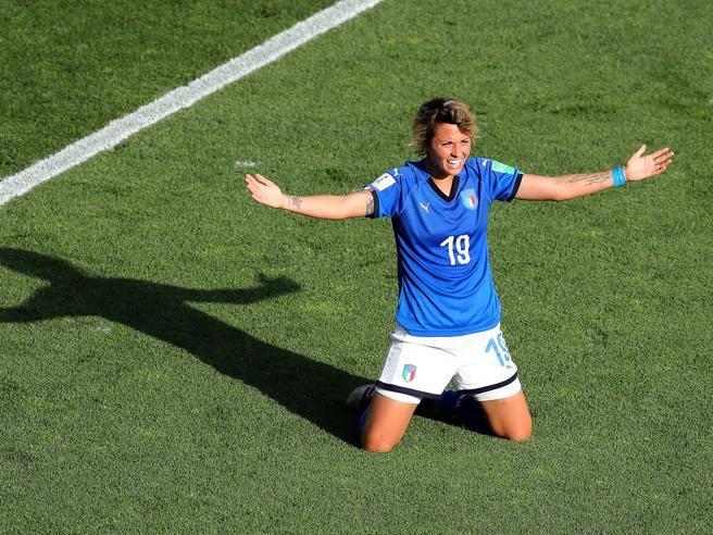 Mondiali femminili. Italia-Cina 2-0, pagelle: Giacinti scaltra, Guagni ...