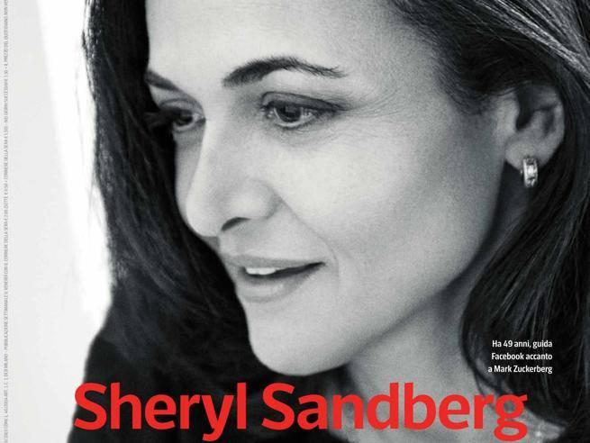 Sul nuovo  7 in edicola venerdì«Io, Sheryl Sandberg  il femminismo e Facebook»