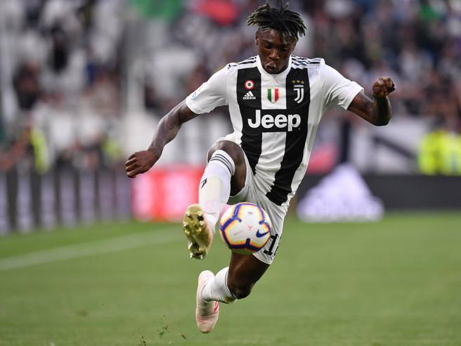 Juventus, mistero Kean: altro che rinnovo, potrebbe andar via