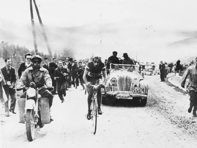 I 100 anni di Fausto Coppi, l'uomo solo al comando. Classe ...