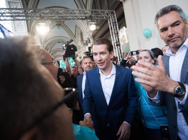 Austria al voto, Kurz superstar Chi sceglierà come partner?
