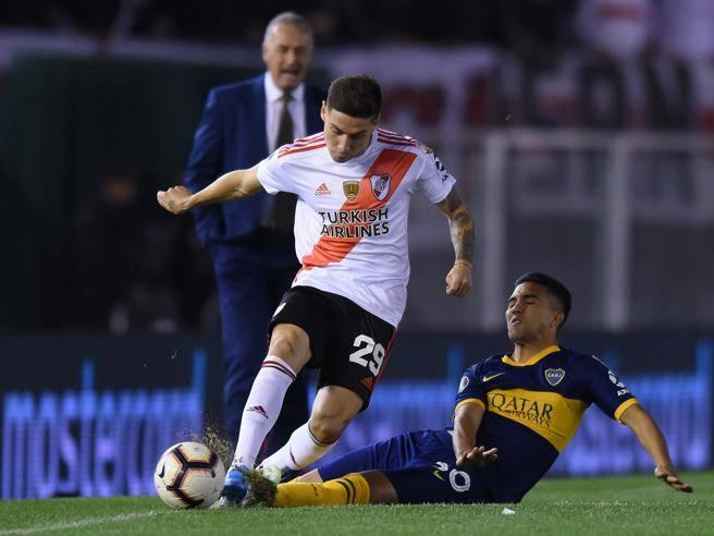 Libertadores: River-Boca 2-0 (ma la notizia è che non ci sono stati ...