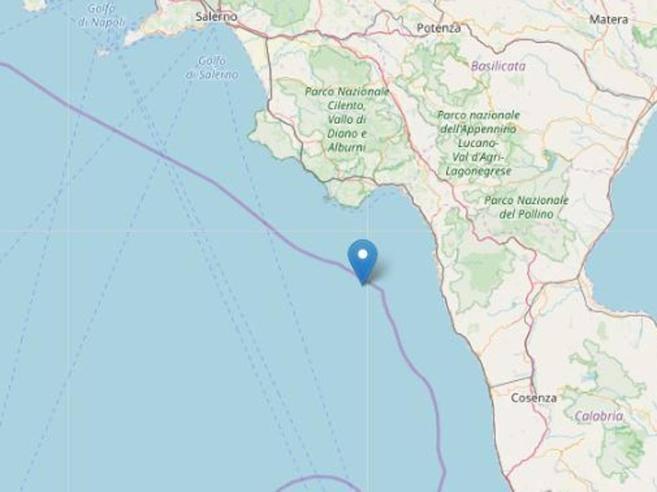 Terremoto a Cosenza e Scalea: tanta paura ma nessun danno
