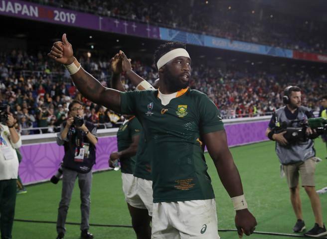 La finale Mondiali di rugby: perché per il Sudafrica è più di una partita