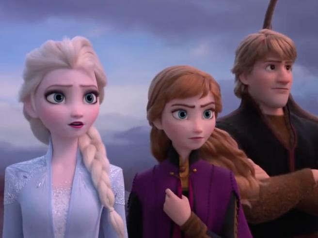 I film del weekend del 30 novembre e 1 dicembre 2019: da «Frozen ...