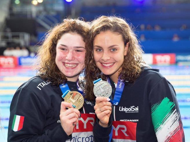 Benedetta Pilato e Martina Carraro: la rivalità dietro ai sorrisi