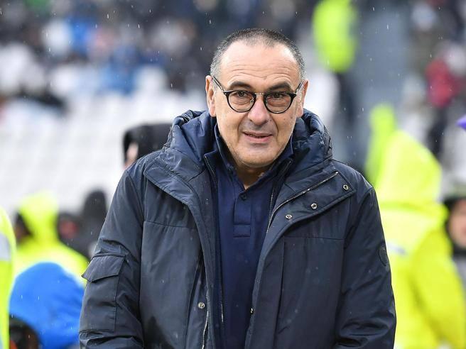 Lazio-Juventus, Sarri cerca «punti pesanti: «Il sorpasso dell'Inter ci ...