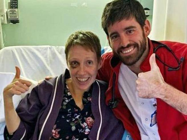 Audrey, la donna tornata in vita dopo 6 ore di arresto cardiaco