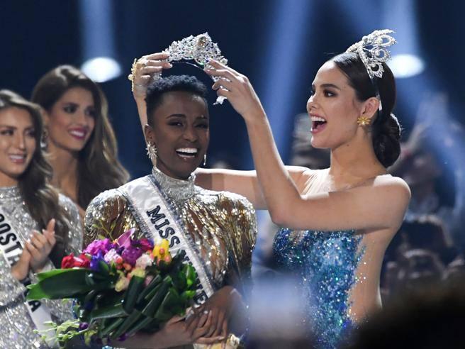 Miss Universo 2019 è la sudafricana Zozibini Tunzi: «Orgogliosa ...