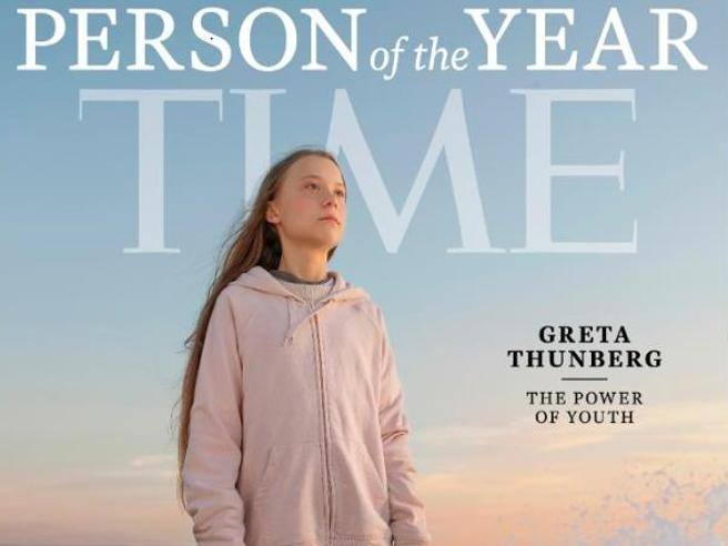 La    «Persona dell'anno 2019» è Greta: è la più giovane di sempre