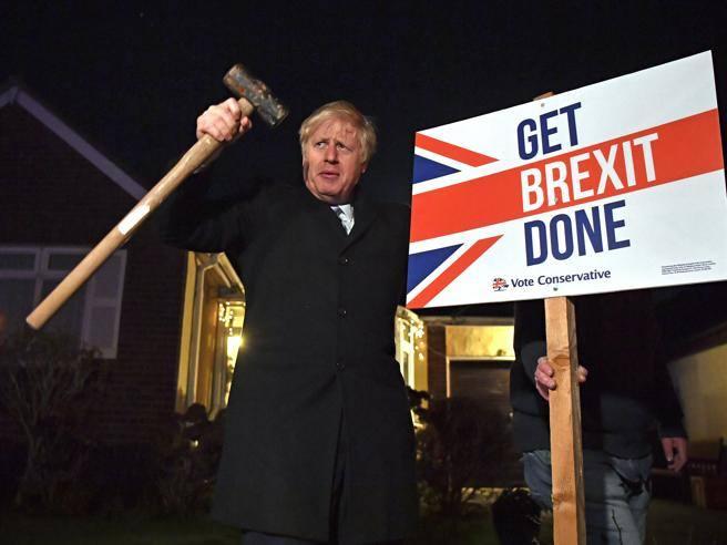 Elezioni in Gran Bretagna, qual è il sogno corsaro di Johnson - Corriere della Sera
