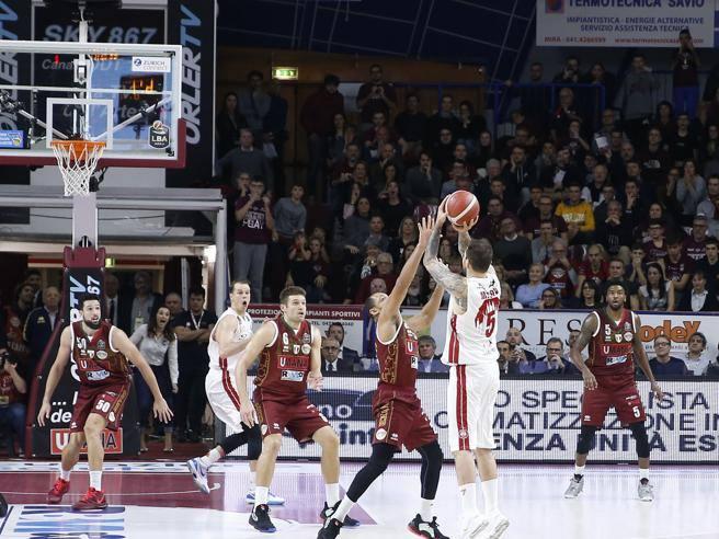 Basket, 13esima giornata: l'Olimpia Milano vince per un punto a ...