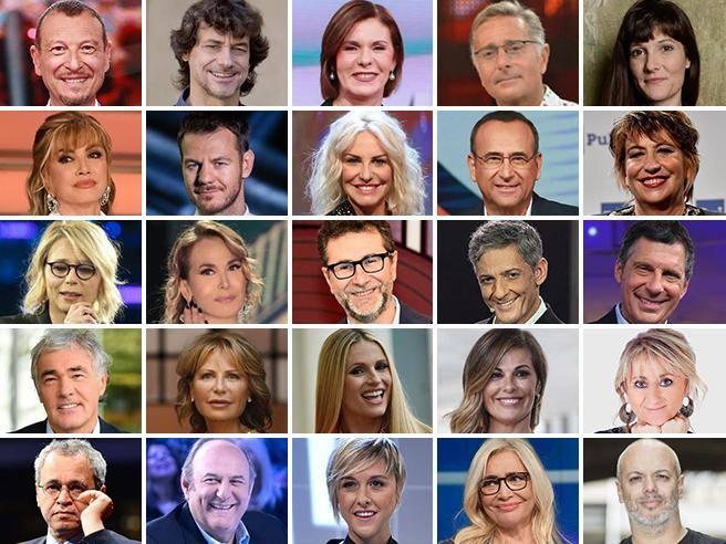 Chi è il personaggio televisivo più significativo degli anni Dieci? Votate  - Corriere.it